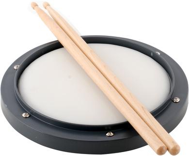 4 skype drum lessons practice pad drum sticks giveaway. Black Bedroom Furniture Sets. Home Design Ideas